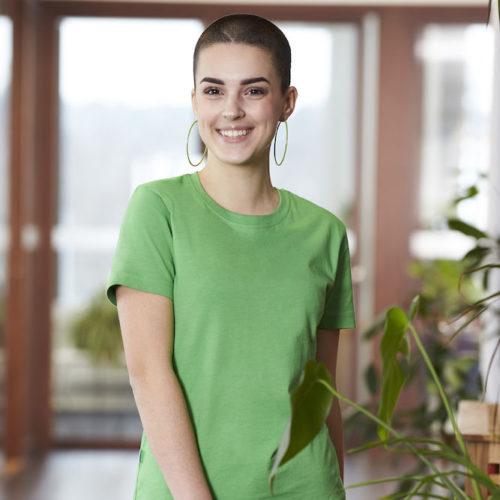 Cottover naisten ekologinen T-paita